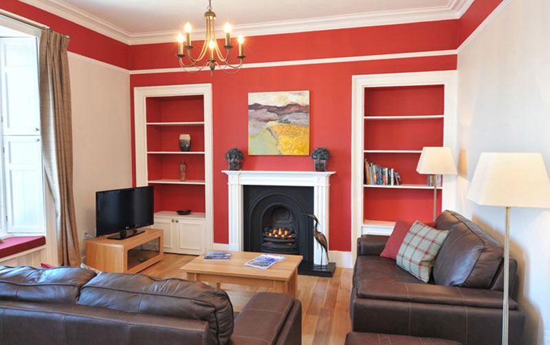 No 41 Townhouse Lounge - Inverness Self Catering Accommodation